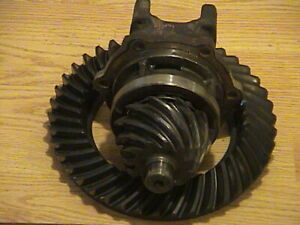 10 5 Chevy Gm 373 Gear Set 14 Bolt Full Float 3500 1 Ton Gt4