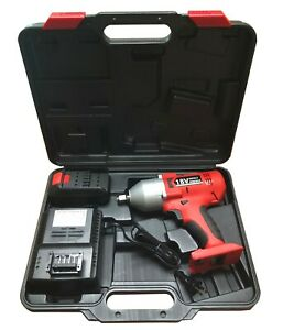1 2 Cordless Impact Wrench Drill Li on Battery 850 N m High Torque Industrial