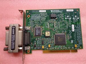 National Instruments Pci gpib Adapter 183617j 01 L com Cib24xc Extender