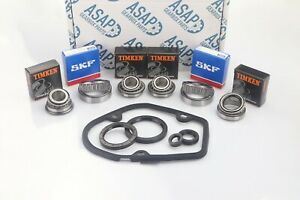 Vw Polo Lupo Vento Caddy 5 Speed 085 Gearbox Bearing Oil Seal Repair Kit