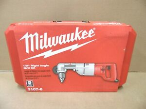 Milwaukee 3107 6 1 2 inch Right Angle Drill With D handle