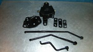 Hurst Competition Plus 4 Speed Shifter Chevy Pontiac Full Size Bw T 10 Gmc Truck