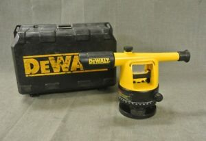 Dewalt Dw090 Builders Level In Case 7895 2 4c