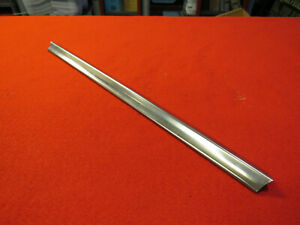 1939 40 Packard Windshield Divider Stainless