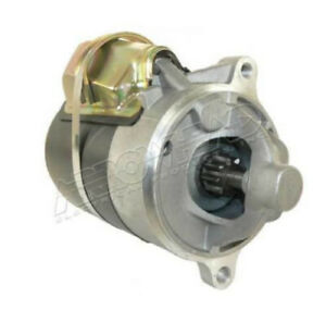 Starter For Ford Marine Mercruiser Cobra With Ford Engines Dd 12 Volt Cw