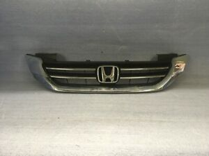 2013 2014 2015 Honda Accord Sedan For Parts Use Front Bumper Grille Oem