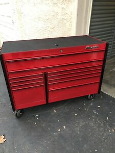 Snap On Tool Box Krl722 Candy Apple Red