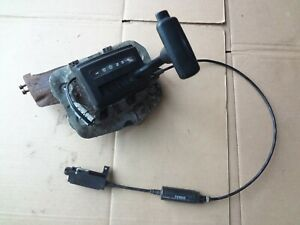87 93 Mustang Automatic Shifter Assembly W lockout Cable Aod Oem Ford Lx