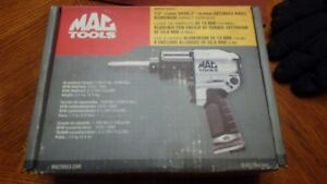 New Mac Tools Extended Anvil 1100 Ft Lb 1 2 Drive Impact Gun Wrench Snap On