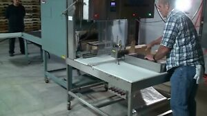 Shrink Wrapping Machine System