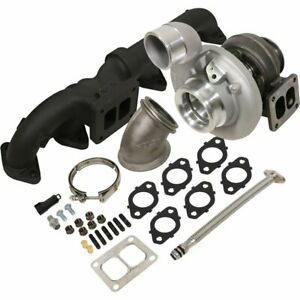 Bd Iron Horn 5 9l Dodge Cummins Turbo Kit S363sxe 80 0 91ar Dodge 2003 2007