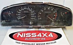Nissan Nx Coupe Instrument Cluster 1992
