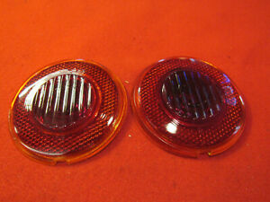 1934 Packard Taillight Lenses