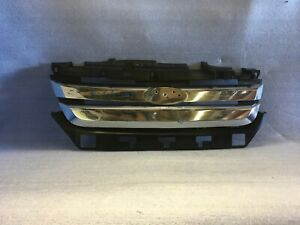 2010 2011 2012 Ford Fusion Front Bumper Grille Oem