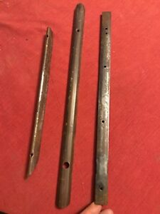 1948 1949 1950 Packard Inner Windshield Post Pieces 48 49 50