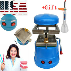 Vacuum Forming Molding Machine Former Dental Lab Equipment Dentist Care gift Usa
