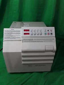 Midmark Ritter M9 Ultraclave Dental Medical Vet Tattoo Autoclave Sterilizer