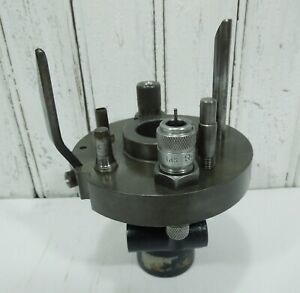Vintage Star Progressive Reloading Press Tool Head Toolhead in 38 Special