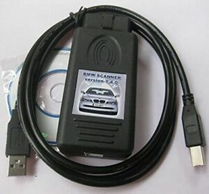 Isaddle Bmw Scanner 1 4 0 Programmer V1 4 Ecu Eeprom Diagnostic Code Reader