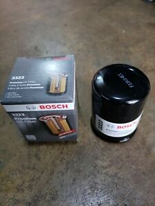 Acura Tl Honda Bosch 3323 Premium Oil Filter New