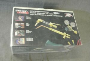 Lincoln Electric Gas Cutting Welding Equipment new 103461 2 H