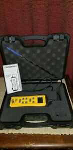 Great Condition In duct Fieldpiece Diagnostic Psychrometer Srh3 With Case