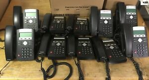 Lot Of 10 Polycom Soundpoint Ip 335 Digital Business Telephone 2201 12375 001