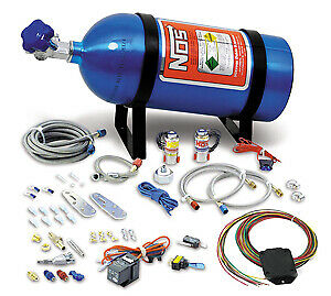 Nos 05135 Drive by wire Wet Nitrous System