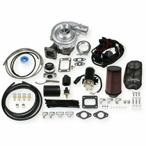 Sts Turbo Sts1001 Universal Remote Mounted Turbo System Designed For 5 0 6 0 Lit