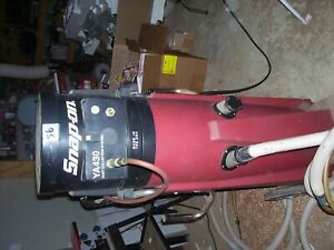 Snap on Dust Collection System Model Ya 430