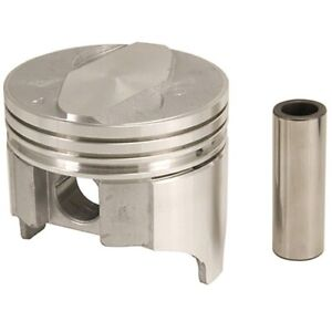 Sealed Power 402p40 Cast Piston Big Block Chevy 402 4 165 Bore 040 Crowned