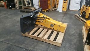 Hydraulic Hammer Breaker Skid Steer