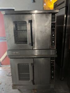 Garland Master 200 Commercial Double Stack Electric Convection Oven 208v