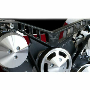 March Performance 21225 08 Pro Track Serpentine Drive Kit Big Block Chevy All Bl