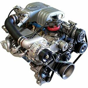 Paxton 1001810p Novi 2000 Supercharger System 1986 93 Mustang 5 0l 328 Hp 358 Tq