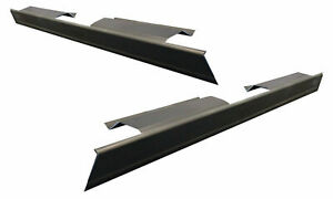 For 2001 2003 Ford F150 Pickup Crew Cab Outer Rocker Panels Pair New