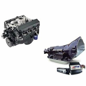 Chevrolet Performance 12568778pak Engine And Trans Kit Includes 502 Ho Engine P