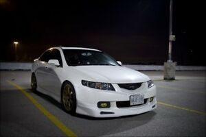 Front rear Skirt On Bumper mugen For Honda Accord Cl9 Cl7