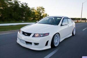Front Bumper Mugen For Honda Accord Cl9 Cl7 Acura Tsx