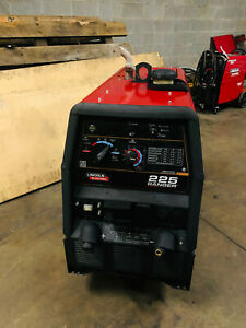 Lincoln Ranger 225 Engine Driven Welder Generator