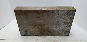 Large 4140 Tool Steel Stock Remnant 14 8 5 x1 3 4