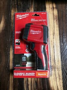 Milwaukee 2267 20 Laser Temperature Gun Infrared 10 1 Thermometer
