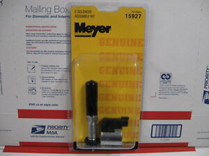 Meyer Snow Plow e Solenoid Valve Coil Kit 15927 New For E 68 And E 88 Pumps