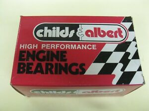 Childs Albert Main Bearings 350 Chevy 001 Less Clearance