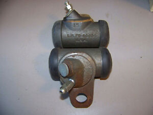 Brake Wheel Cylinder New Front Chevy Corvette Corvair Gmc Truck Pair Rh
