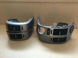 Toyota Prius Center Dash Front Set Of Air Vents Trim Panel Assembly 04 09 I75