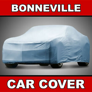 pontiac Bonneville 4 door 1965 1966 1967 1968 1969 1970 Car Cover