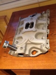 Offenhauser Ford Fe 4bbl Intake Manifold