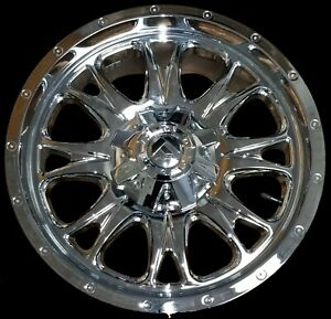 American Eagle Wheel Boss Eagle Alloys 20 X 9 Set Of 4