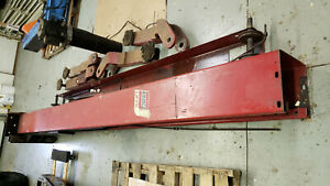 Ammco 2 Post Car Lift Made In Usa Model b2700s 7000 Lb Capacity Heavy Duty